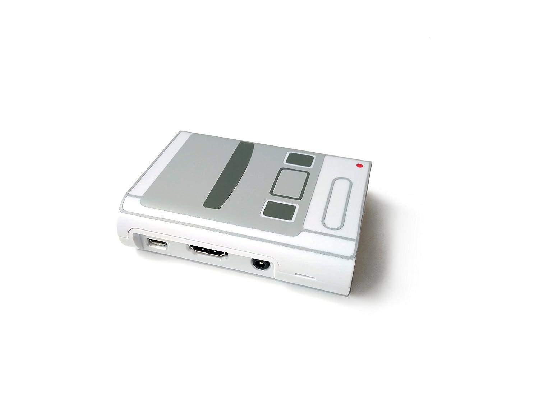 Carcasa caja Pi_SNES para Raspberry pi 2 y 3