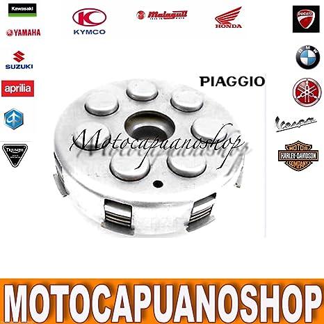 Embrague completa de discos para Piaggio Vespa 200 Rally