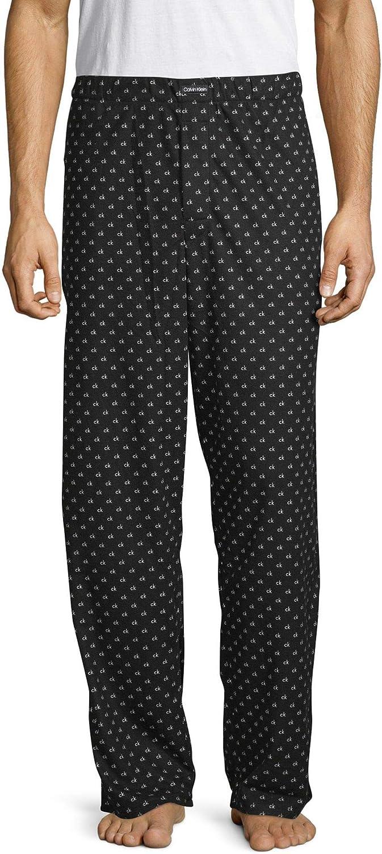 Calvin Klein Pantalones de pijama con logo para hombre ...