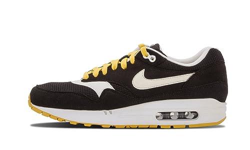 watch bbb64 bc085 Nike Air Max 1 Omega Black White - Solar Flare - White 308866-005