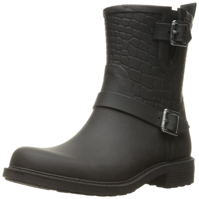 Sam Edelman Women's Keigan Rain Shoe B01EWMAJHA 9 B(M) US|Black