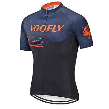 Amazon.com: voofly - Conjunto de camiseta de ciclismo para ...
