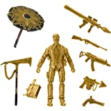 Fortnite Hot Drop 1 Figure Pack Midas-Gold