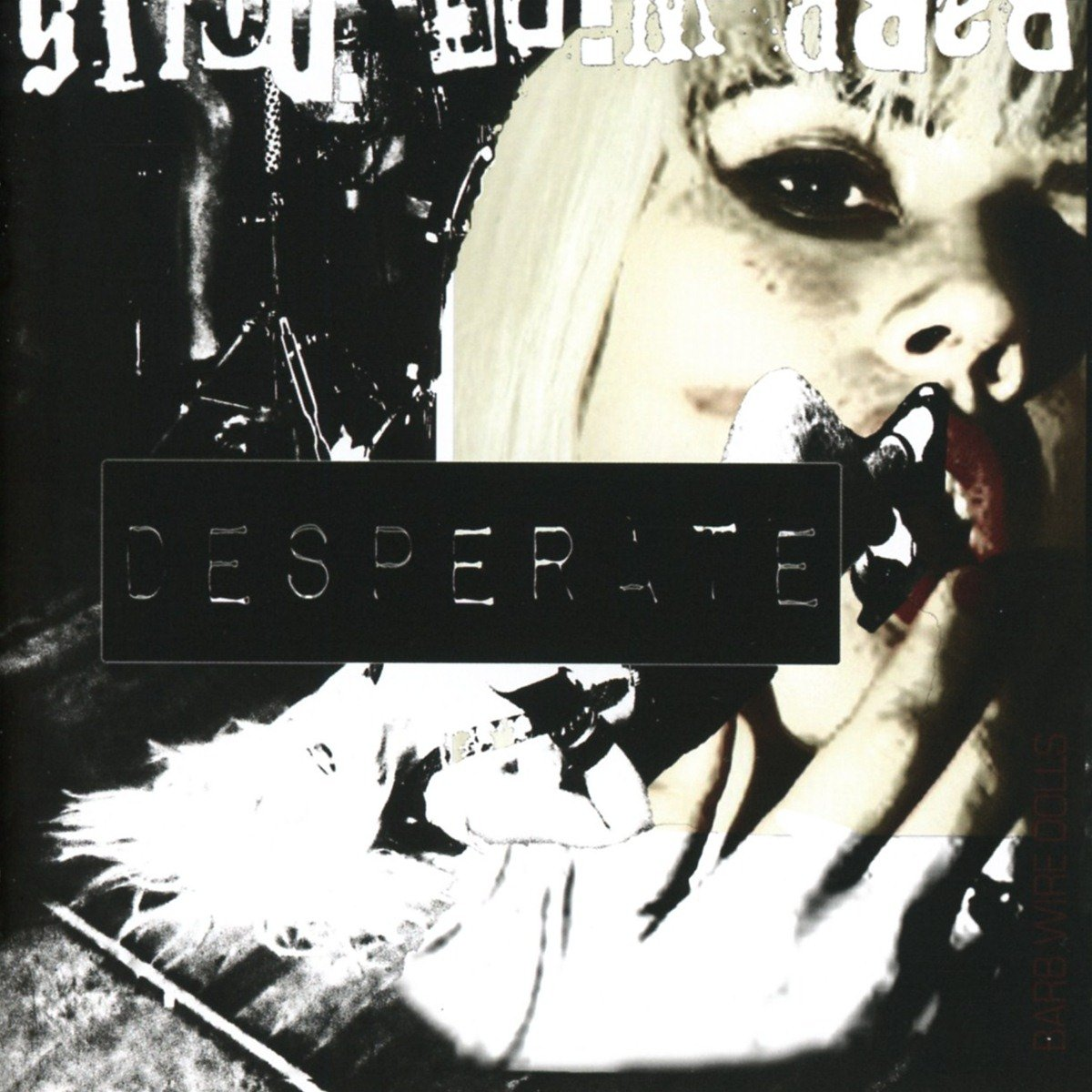 Barb Wire Dolls - Desperate - Amazon.com Music
