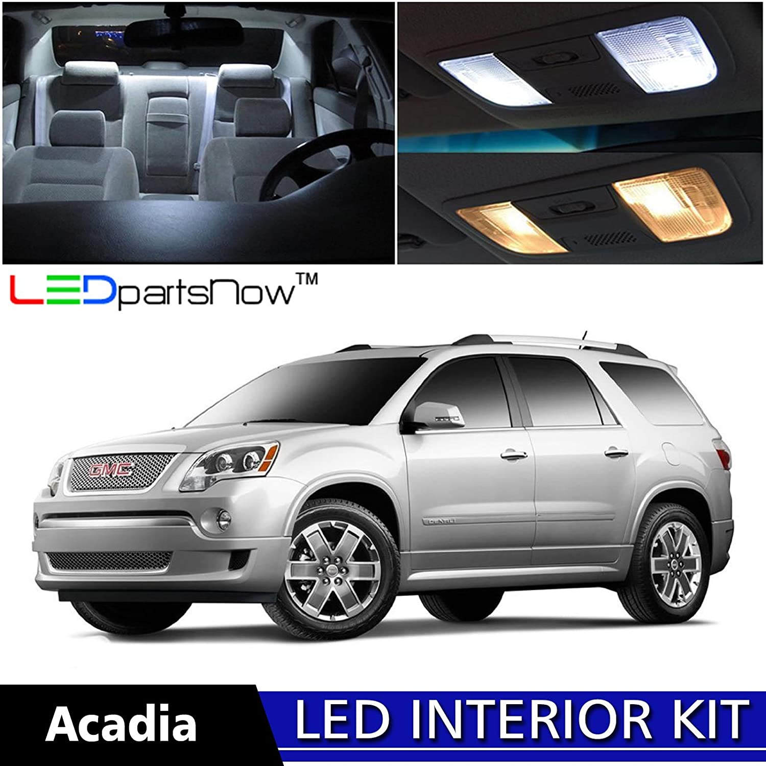 2010 Acura Mdx Technology Package For Sale: 2017 Gmc Acadia Interior Lights