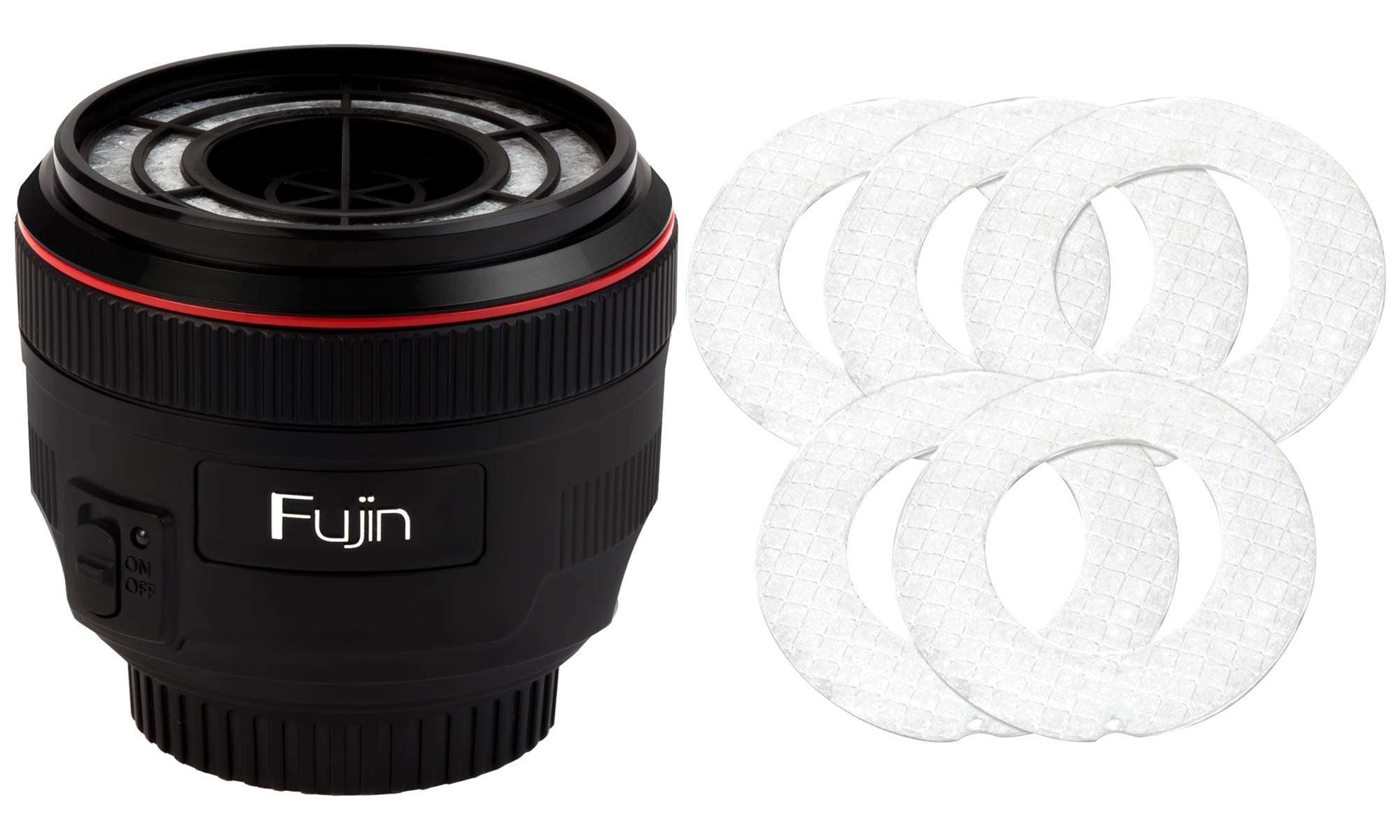 Fujin Mark 2/R/Camera Cleaning kit/Filter Set for Canon EF-Mount Model