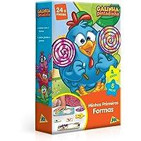 Galinha Pintadinha Mini - Minhas Primeiras Formas, Toyster Brinquedos, Colorido