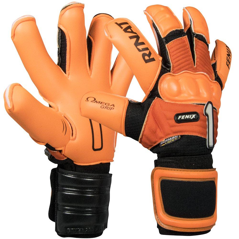 0 Rinat Fenix 2.0 Pro - Torwarthandschuhe Unisex, Farbe Orange, Größe 7