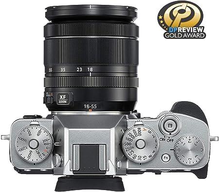 Fujifilm X-T3 w/XF18-55 Lens Kit - Silver product image 7