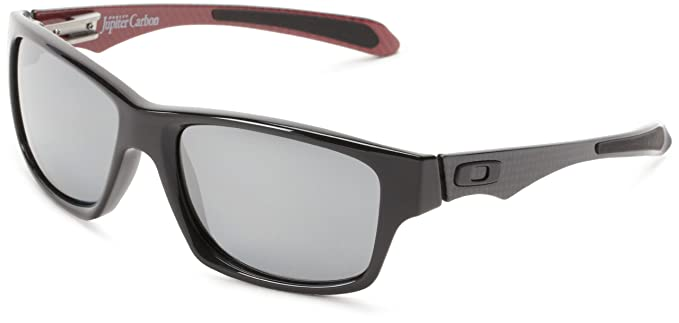 4a9bca071d8 Oakley mens Jupiter Carbon OO9220-01 Polarized Sport Sunglasses ...