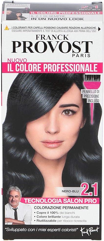 Franck Provost Paris Il Color Professionale Negro Azul 2.1 ...