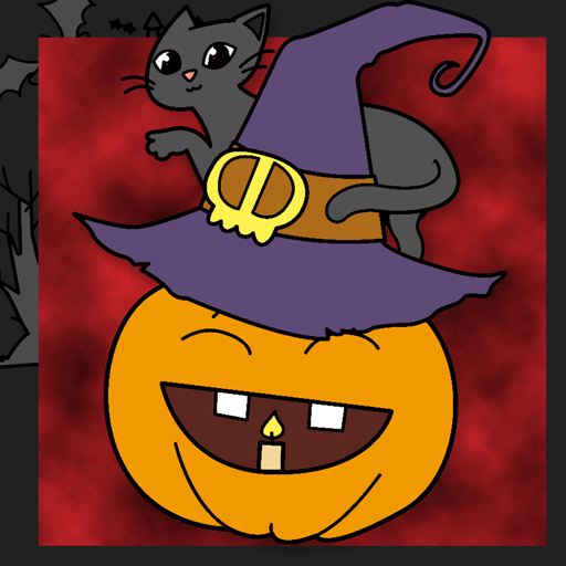 Halloween Coloring Book]()