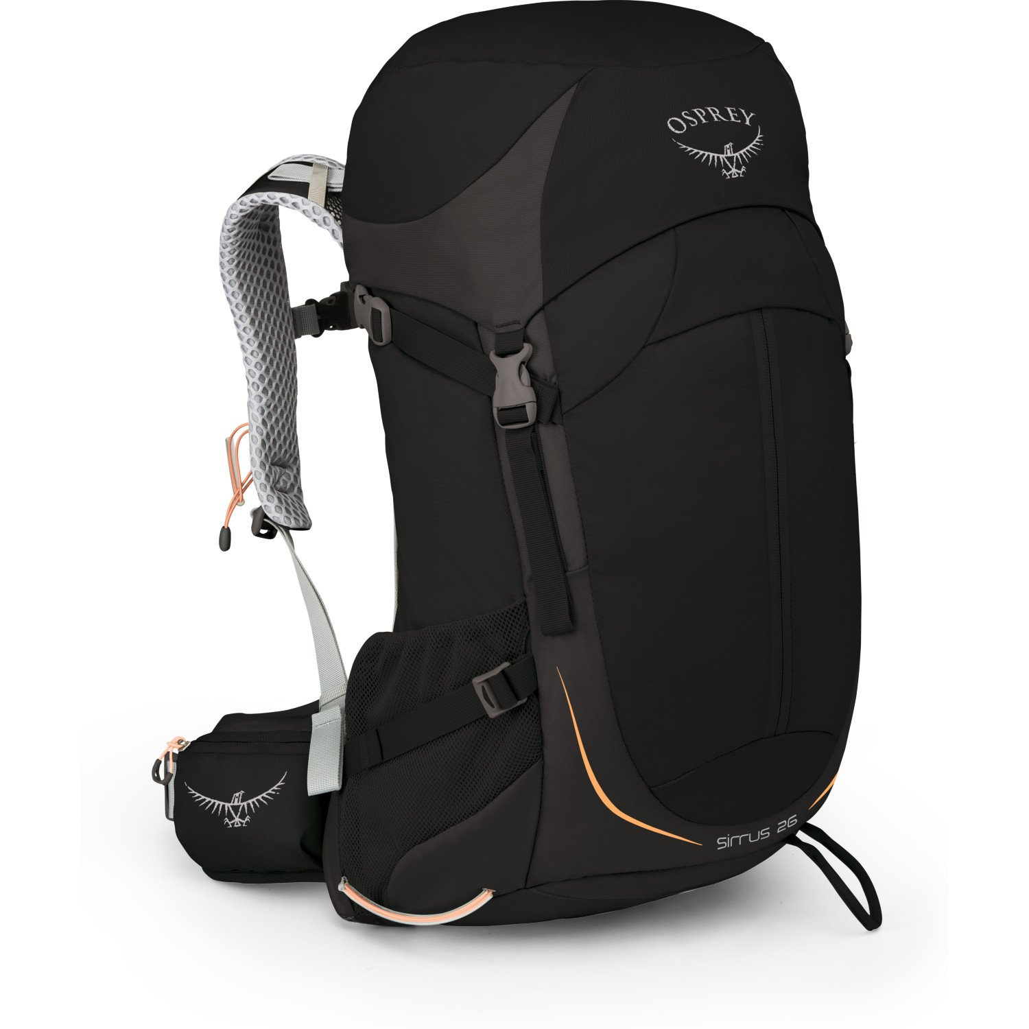 Osprey Sirrus 26 Womens Hiking Backpack One Size Black by Osprey