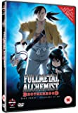 Fullmetal Alchemist Brotherhood Vol 3 [DVD]