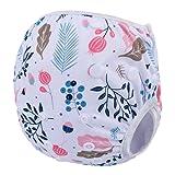 Storeofbaby 2pcs Baby Swim Diapers Waterproof Cover