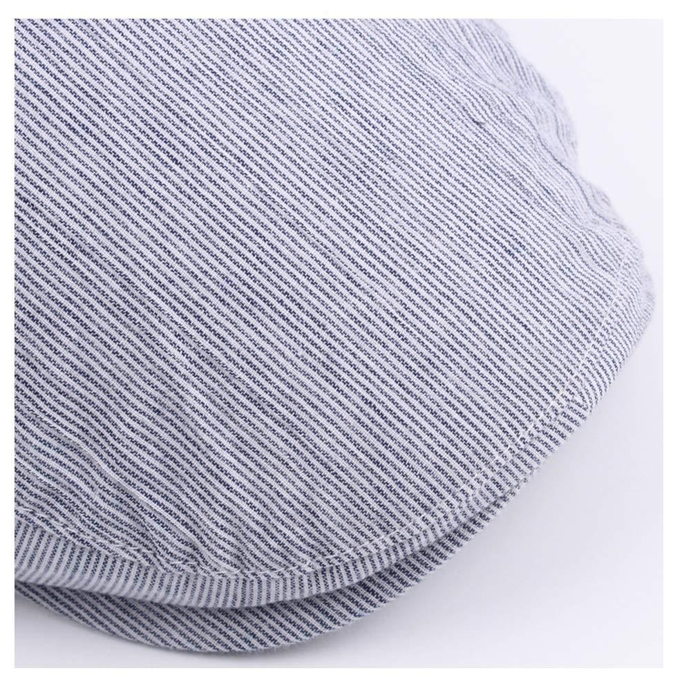 Gmsh Forward Cap Beret Cap Spring Summer Cotton Regular Cap Solid Color Unisex Hat Retro Cap Visor Cap Hat