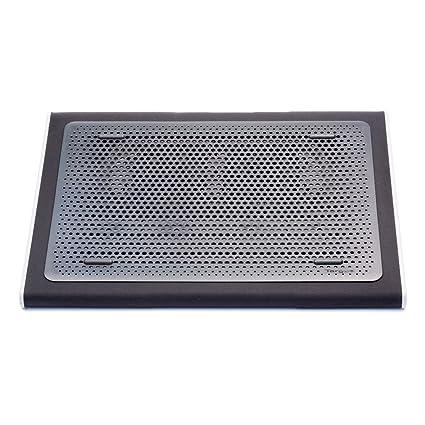 Targus AWE55EU Almohadilla de refrigeración portátil - Negro