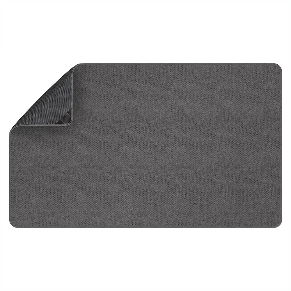 Attachable Rug for Stair Landings - Gray - 2 Ft. x 3 Ft. - Many Other Sizes to Choose from