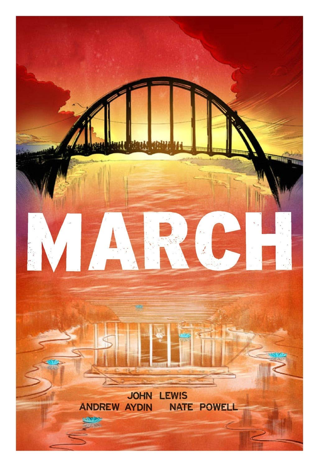 March Trilogy Black History Books