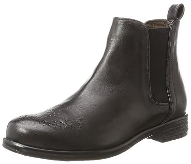 Cavalese, Chaussures à Lacets Femme - Gris - Gris (Anthracite)Manas