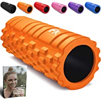 FX FFEXS Foam Roller for Deep Tissue Muscle Massage Trigger Point Muscles Therapy