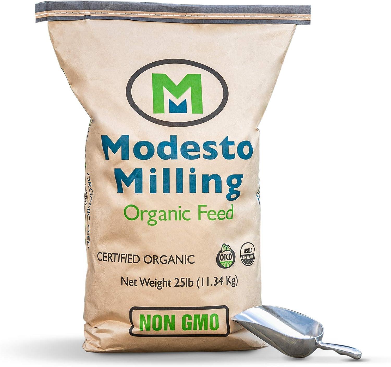 Modesto Milling Organic Horse Senior Pellet 25 lbs.; Item# 693