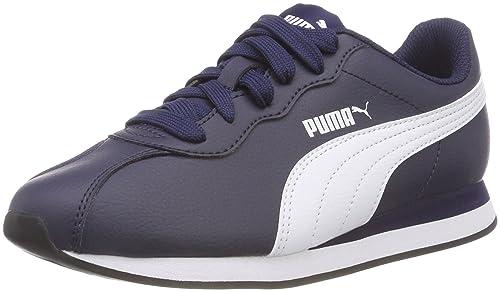 Puma Turin II Jr, Zapatillas Unisex Niños: Amazon.es: Zapatos y complementos