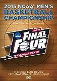 2015 NCAA Men's Basketball Championship [DVD/BD Combo] (TM6154)