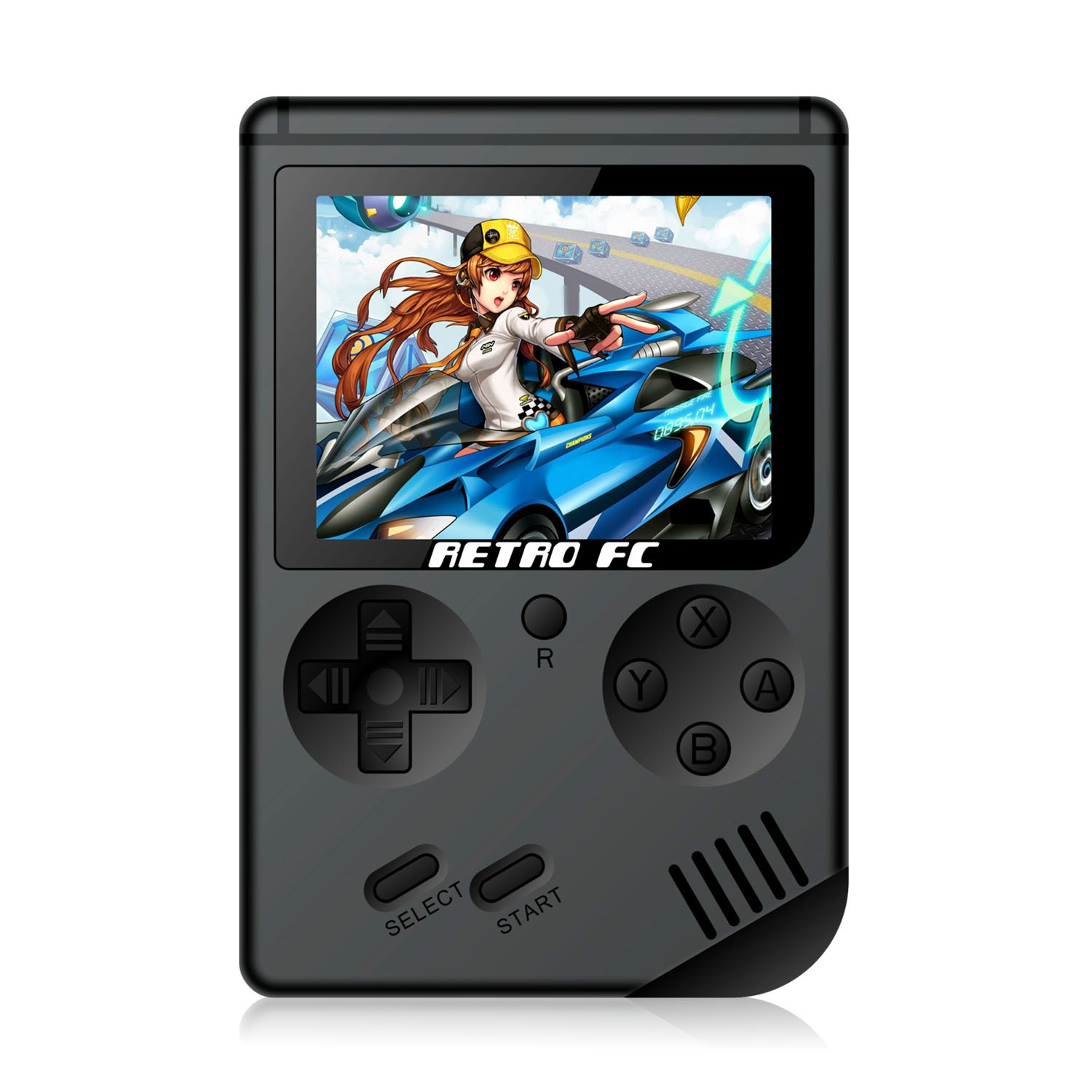 Anbernic Game Console Handheld Game Console 3 Inch Screen 168 Games Retro  FC TV Output Game Player Classic Game Console , Birthday Present for  Children ...