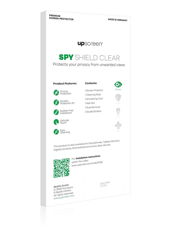 Sichtschutz ab 30/°, Kratzschutz, selbstklebend upscreen Spy Shield Clear Blickschutzfolie//Privacy f/ür Dell Latitude 5290 2-in-1