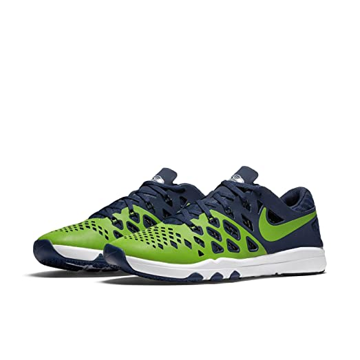 a9a026c74d52 Nike NFL football Seattle Seahawks Train Speed 4 Green trainers joggers  Shoes 11