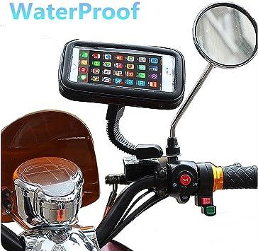Supporto Bici e Custodia Waterproof per iPhone XImpermeabile Un