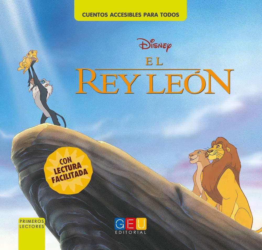 El Rey León - Lectura facilitada Cuentos accesibles para todos: Amazon.es:  Walt Disney Company: Libros