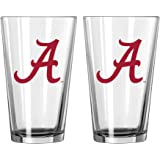 NCAA 16-ounce Game Day Pint, 2-Pack