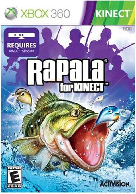 Rapala fishing für xbox 360 kinect trailer youtube.