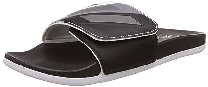 new styles 787f6 4f24a Adidas Adilette CF Ultra Adj - Chanclas para Hombre, Negro - (Negbas HIEMET