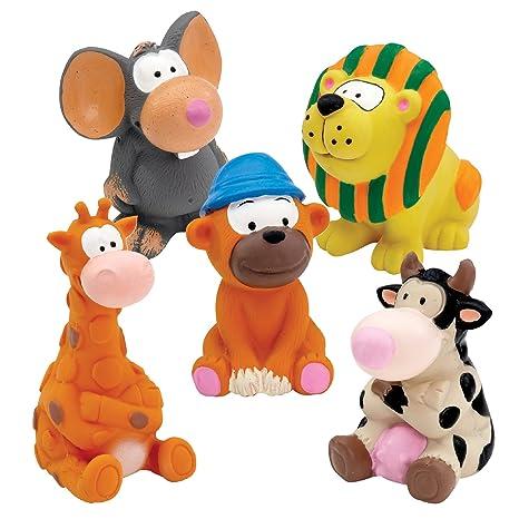 Zanies pure latex pet toys