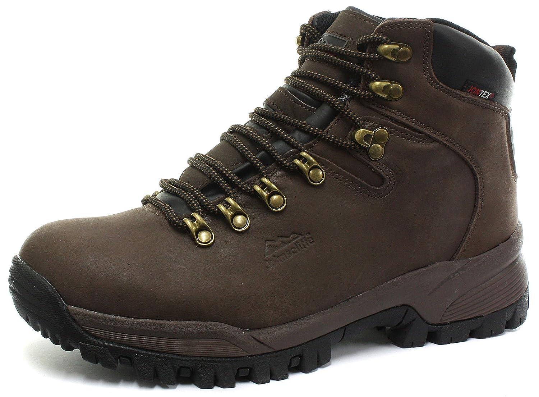 Johnscliffe Canyon Unisex Waterproof Wander Stiefel, Stiefel, Stiefel, Braun 4111ab
