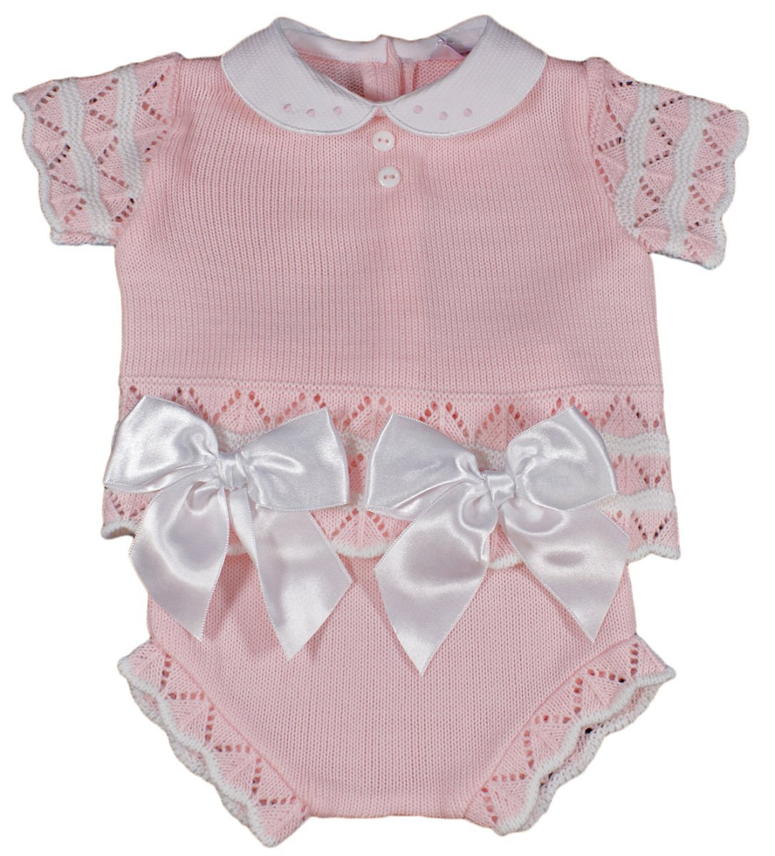 Baby Girl Spanish Style Jam Pants and Top Set