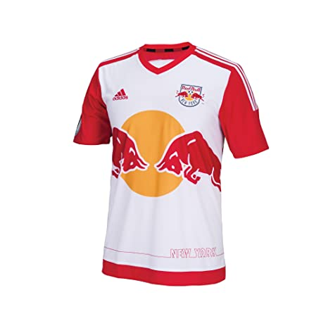 9b307cade MLS New York Red Bulls Boys Replica Short Sleeve Team Jersey