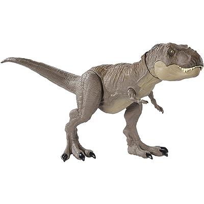 Jurassic World Toys GLC12 Extreme Chompin' Tyrannosaurus Rex,Multi: Toys & Games