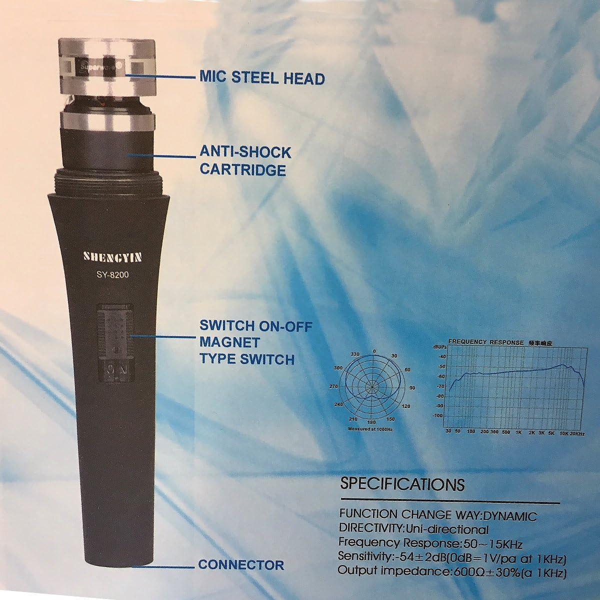 Color : Black zhenshi Studio-Mikrofon-Kits mit Filter V8 Soundkarten-Kondensator-Mikrofon-Bundle-Aufnahme Smartphone-Mikrofon