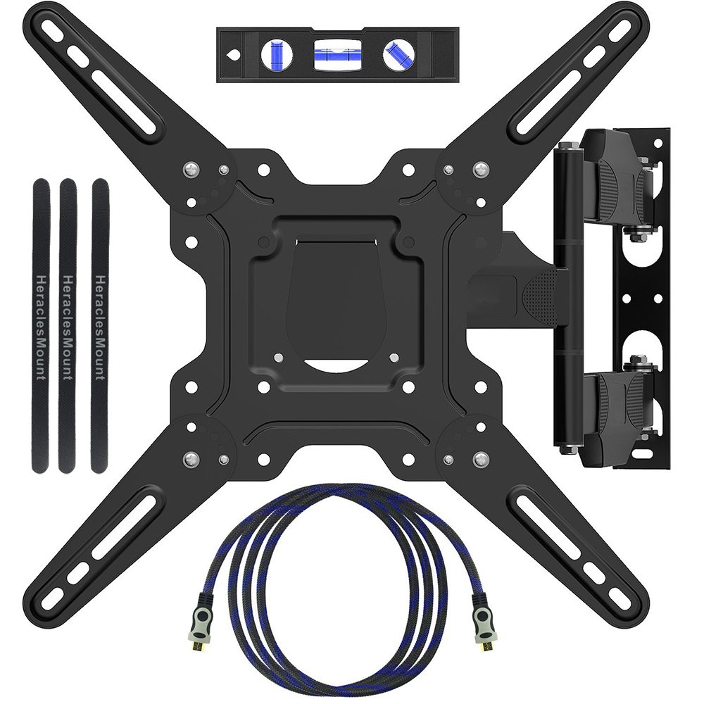 HeraclesMount TV Wall Mount Bracket for most 22