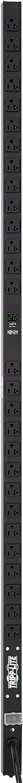 Tripp Lite Metered PDU, 20A, 28 Outlets (5-15/20R), 120V, L5-20P/5-20P Adapter, 15 ft. Cord, 0U Vertical Rack-Mount Power (PDUMV20), Metered (24 Outlet)