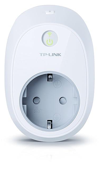40 opinioni per TP-Link HS100 Presa Intelligente con Interruttore senza Fili per Gestione Luci e