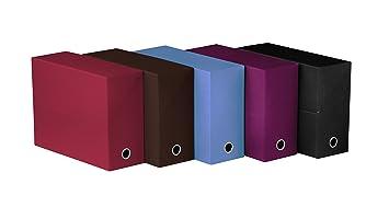 Fast 400095518 caja de transferencia ancho 12 cm papel liso 34 x 25,5 cm