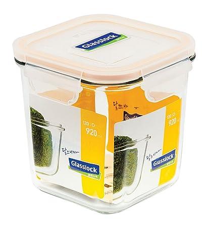 Buy Glasslock Korea Airtight Break Resistant Glass Kitchen Food