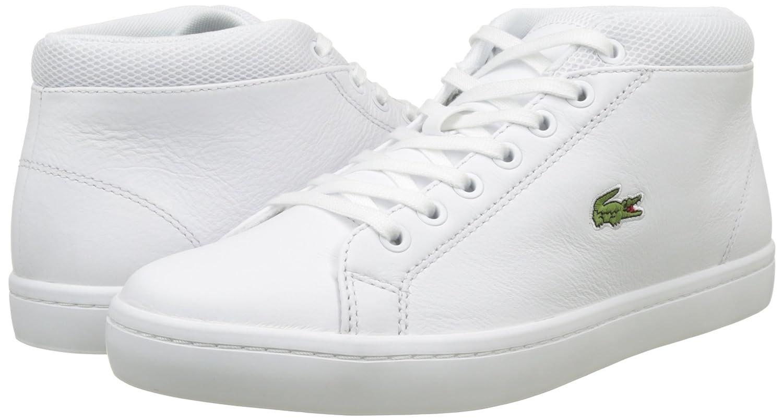 83be3494d9 Lacoste Sport Straightset Chukka 316 3, Baskets Hautes Homme, Blanc (WHT),  47 EU: Amazon.fr: Chaussures et Sacs