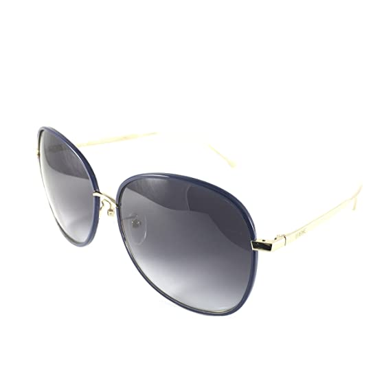 Womens SLWA15G620A39 Sunglasses, Red (Shiny Red Gold), 62 Loewe