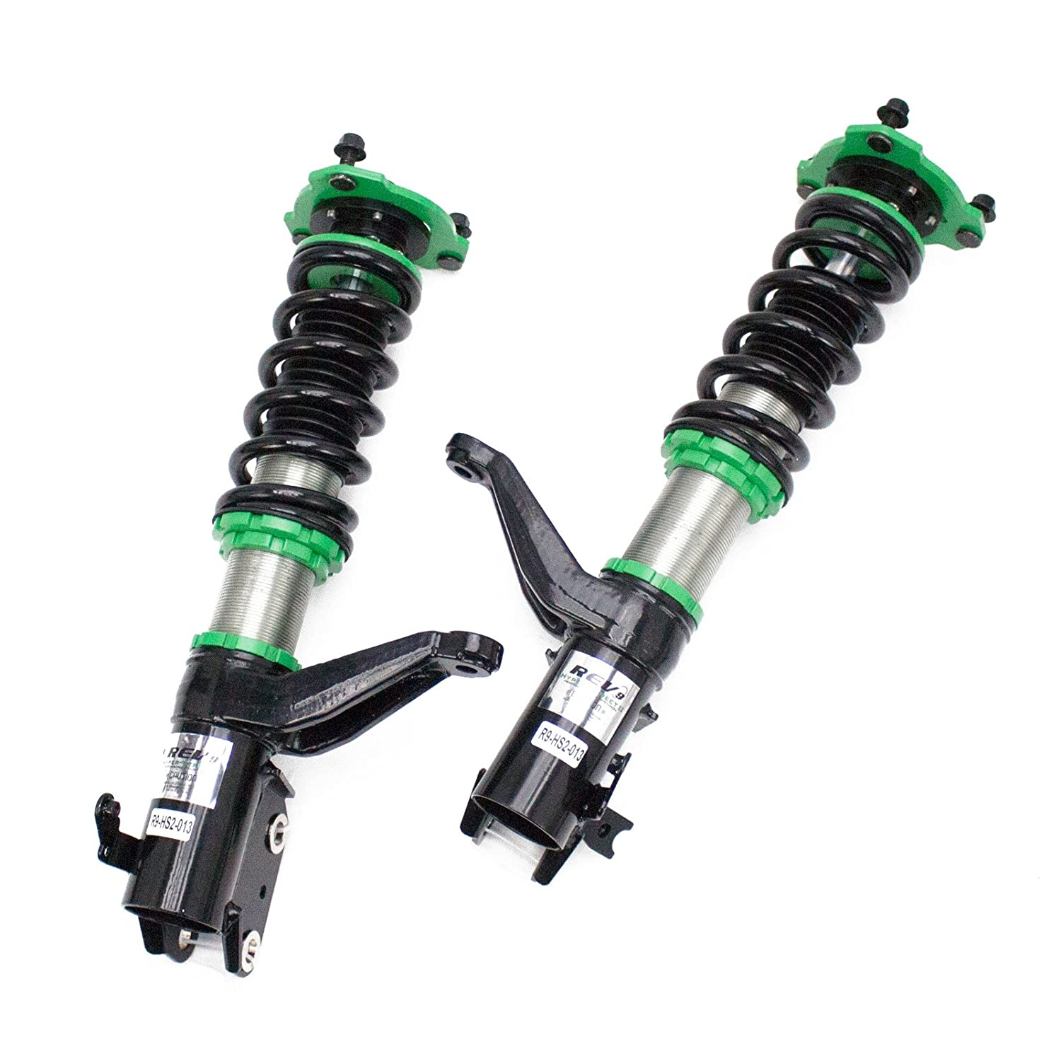 32 Damping Level Adjustment Si 2002-05 Hyper-Street II Coilovers Lowering Kit by Rev9 EP3 R9-HS2-013/_3 made for Honda Civic
